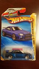 Hot Wheels 2010 New Models Nissan Skyline GT-R (R34) #7