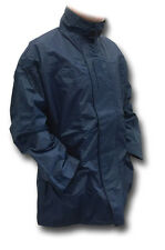 RAF FOUL WEATHER JACKET / COAT, 100% WATERPROOF, BLUE Ideal DOG WALKING [29776]