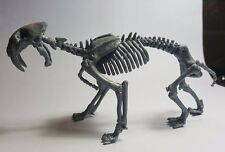 RARE Retired Epoch Saber Toothed Cat Smilodon Skeleton PVC Figurine Figure A