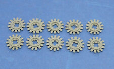 LEGO 10 x Technik Zahnrad 14 Zähne althell grau 4143 technic old grey cogwheel