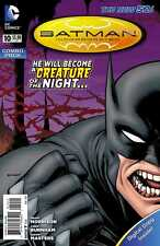 DC NEW 52! BATMAN INCORPORATED #10 SEALED COMBO PACK WITH DIGITAL DOWNLOAD