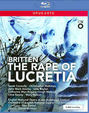 Rape of Lucretia [Blu-ray], New DVDs