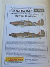 Xtradecal 1/48 X48146 Hurricane Mk I 'Battle of Britain' Decals set 2