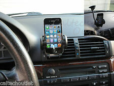 Auto Car Cell Phone Holder Mount Stand for iPhone Smart Phone GPS Universal Fit