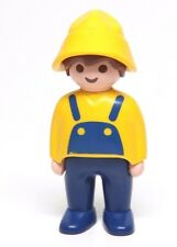 Playmobil Figure 1-2-3 123 1 2 3 Nautical Boat Ship Fisherman Overalls 6714 6739