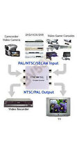Universal NTSC PAL Video Standard Converter 50/60Hz Field Rate Support
