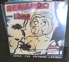 Renaldo and The Loaf LP Songs For Swinging Larvae gary panter residents SEALED !