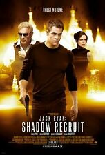 Jack Ryan Shadow Recruit Movie Poster 24in x 36in