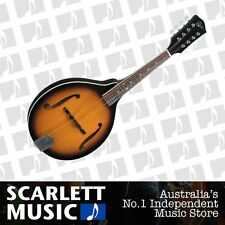 Rover RM-50 Deluxe Student A Shape 8 String Mandolin  *BRAND NEW*
