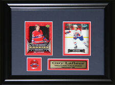 Guy Lafleur Montreal Canadiens 2 Card frame