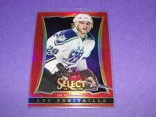 2013-14 Select LUC ROBITAILLE #179 Red Prizms SP/35 Los Angeles KINGS Red Wings