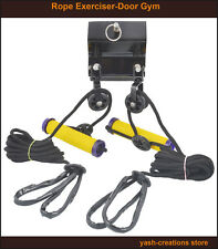 ACS Rope Exerciser Door Gym Do Exercise Use At Home Or in the Office