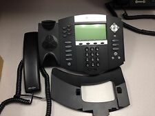 Polycom Soundpoint IP 650 VoiP Office Phone PoE