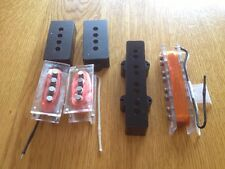 Epic Custom Shop PJ2 Pickups - Neck and Bridge Set for Fender Style Bass Guitar