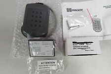 Hager 2920 Stand Alone Access Control Prox Card Keypad Reader Free Ship