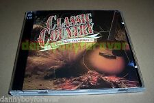 Time Life Classic Country The Fifties 50s Treasures 2 CD 30 songs USA Made 2000