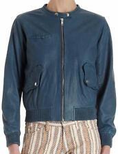 ETOILE ISABEL MARANT Calista washed leather jacket FR 40/ US 8-10