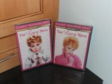 THE LUCY SHOW DVDS-VOLUMES 1&2-LUCY ARNEZ-GALE GORDON-HILARIUS-NEW/SEALED-LOT/2