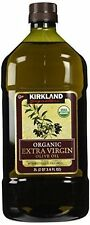 Kirkland Signature Organic Extra Virgin Olive Oil 2 Liters KOSHER EXPEDITED SHIP