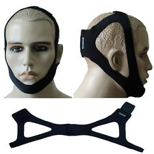 NEW Stop Sleep Snoring Solution Anti Snore Chin Support Strap Belt yu