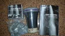 NIKKEN PIMAG WATERFALL FILTER CARTRIDGE 13845 & MINERAL STONES 13846 SHIP WORLD