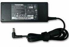 TOSHIBA AC ADAPTER LAPTOP CHARGER 19V 4.74A NEW WITH POWER CABLE L SHAPE