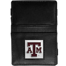 NCAA Texas A&M Aggies Jacobs Ladder Wallet Leather Magic Cash Holder