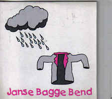 Jansse Bagge Band-Raegejas cd single