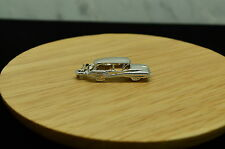 SILVER PLATED OLDER CAR PENDANT CHARM #X12846