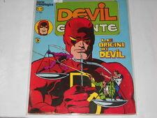 DEVIL  GIGANTE Corno numero  18 originale  !!!