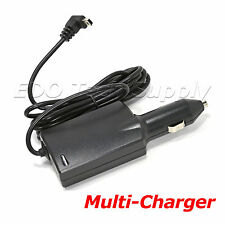 USB power cord car multi charger for GARMIN nuvi 1690 Nulink 2200 2250 Sat Nav