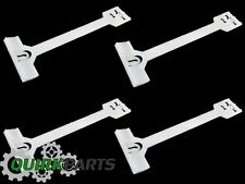 93-98 JEEP GRAND CHEROKEE DOOR SILL CLADDING RETAINER SET OF 4 NEW MOPAR GENUINE