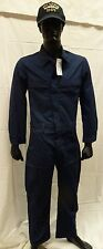 U.S. NAVAL SHIPBOARD UTILITY COVERALLS - SIZES: Small - Large - X Large