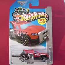 RED Campbell's Towing REPO DUTY. Hw City 50/250. New in Blister Pack!