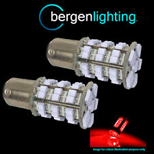 380 P21/5W BAY15D 1157 XENON RED 48 SMD LED STOP TAIL BRAKE LIGHT BULBS ST202102