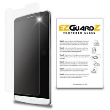 2-Pack EZguardz Premium Tempered Glass Screen Protector For LG G3