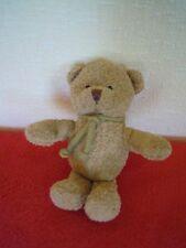 PETIT OURS EN PELUCHE MARRON ( NEUF ) / TEDDY BEAR PLUSH ( NEW )