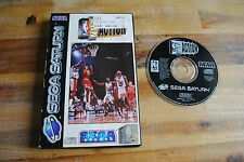 Jeu NBA ACTION pour SEGA SATURN Sans notice (CD remis à neuf)