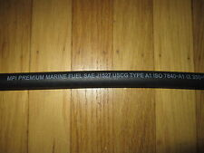 """5/16"""" ID Type A1 Marine Fuel  Hose Line  MPI Premium 7840-A1  Sold  By The Foot"""