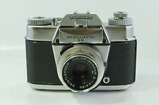 Vintage SLR camera Voigtländer Bessamatic CS with Skopar 50mm F2.8  Ref.142178