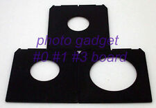Lens board offset COPAL #0 #1 or #3 for LINHOF wista 96 x 99mm pick one size
