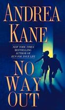 No Way Out, Andrea Kane, Paperback-YY-489