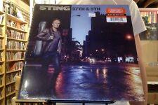 Sting 57th & 9th LP sealed 180 gm vinyl