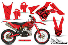 AMR Racing Gas Gas EC 250/300 Number Plate Graphics Kit Bike Decals 11-12 SSR R