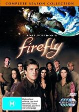 Firefly - The Complete Series DVD 2003  Region 4