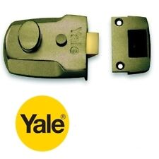 YALE 60mm P77M/ENB NIGHT LATCH NIGHTLATCH LOCK CASE ONLY - NO CYLINDER