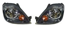 Ford Fiesta Mk6.5 05-08 3dr 5dr and Van inc ST replacement pair of headlights