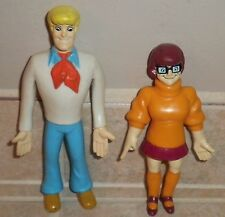 ACTION FIGURES SCOOBY DOO: VELMA & FRED 1999 Equity
