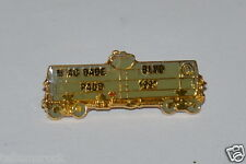 WOW Nice Optimist International Train MAC DADE PAUD BLVD 1997 Lapel Jacket Pin