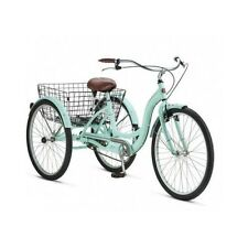 3 Wheel Bikes For Adults Tricycle Schwinn Beach Cruiser Bicycle 3 Wheeler Trikes